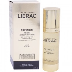 LIERAC PREMIUM LA CURE ANTI-AGE ABSOLU 30 ML