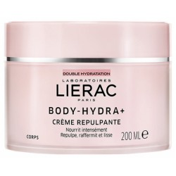 LIERAC BODY-HYDRA+ CRÈME REPULPANTE 200 ML
