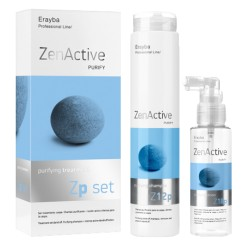 ERAYBA Zen Active Zp set purifying treatment 250ML+100ML