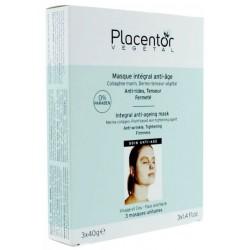 Placentor Végétal Masque Intégral Anti-âge