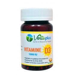 Vertuplus vitamine D3 50 Capsules