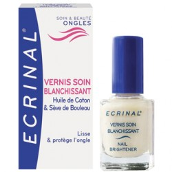 ECRINAL Vernis Soin Blanchissant