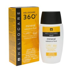 Heliocare 360º Mineral Tolerance Fluid SPF50+ 50 ml