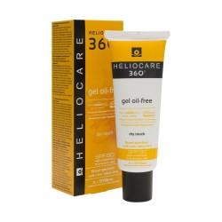 Heliocare 360º Gel Oil-Free SPF 50+ 50 ml