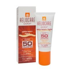 Heliocare Color Gel-Crème SPF 50+ Light 50 ml