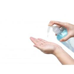 Solution hydro-alcoolique désinfectante pour les mains 1L