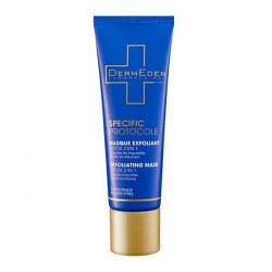 Dermeden Masque Exfoliant Detox 2 En 1