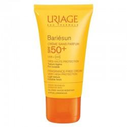 Uriage Bariésun crème sans parfum SPF50+ tube 50ml