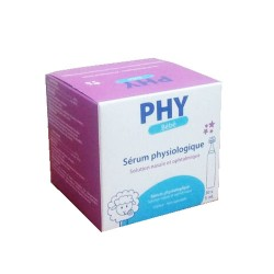 PHY BéBé Sérum Physiologique 30 x 5ml