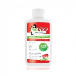 Biostop shampooing contre poux 100 ml