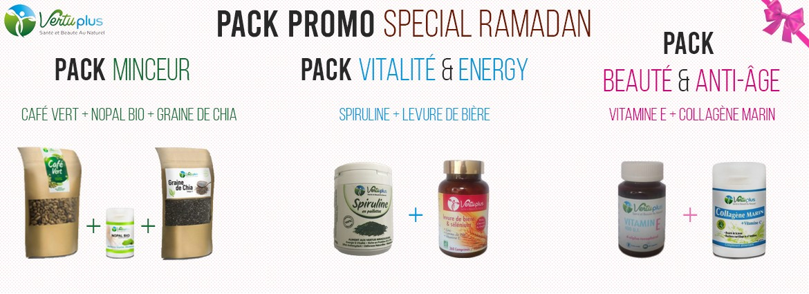 Les packs vertuplus